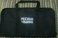 McCallum Practice Chanter Carry Case Great Highland Bagpipes pipe