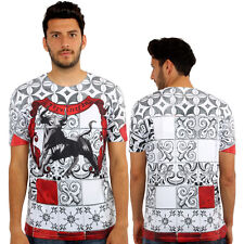 Monkey Business angry bull 3d stampa t-shirt aderente