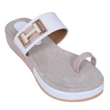 Royal Footwear's Women White Sandals(RF-0029-WH)