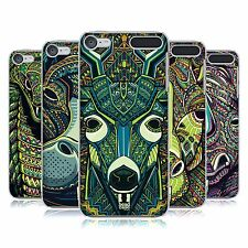 HEAD CASE DESIGNS AZTEC ANIMAL FACES SERIES 6 BACK CASE FOR APPLE iPOD TOUCH MP3