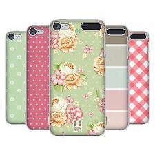 HEAD CASE DESIGNS FRENCH COUNTRY PATTERNS BACK CASE FOR APPLE iPOD TOUCH MP3