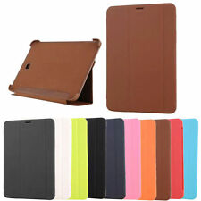 """Stand Custodia In Pelle Cover Per Samsung Galaxy Tablet S2 T810 T815 9.7 """"/T710"""