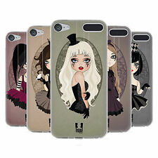 HEAD CASE DESIGNS MARIONETTE DOLLS SOFT GEL CASE FOR APPLE iPOD TOUCH MP3