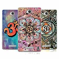 HEAD CASE DESIGNS OM SOFT GEL CASE FOR SONY PHONES 3