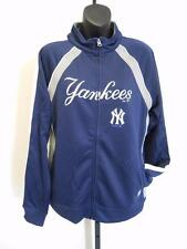 New York Yankees WOMENS sizes L-XL Majestic Light Weight Jacket