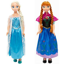 Disney Frozen Elsa / Anna My Size 3ft (91cm) Doll (3+ Years) Ideal Birthday Gift