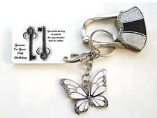 Personalised Birthday Keyrings - Suitable for 18th, 21st or Any Birthday
