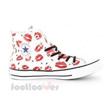 Scarpe Converse All Star CT Hi 552744c donna White Lipstick Limited Edition