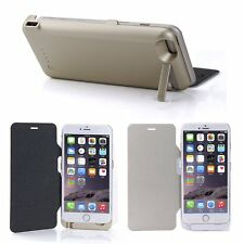 iPhone 6 Plus Battery Case Power Bank 10000mAh Lade Hülle externer Akku
