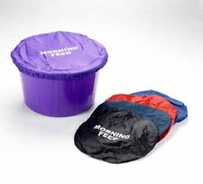 Feed Bucket Cover EVENING FEED/MORNING FEED Choose Colour