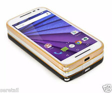Aluminium Metal Bumper Case For Motorola Moto G3 3rd GEN / Moto G Turbo Edition