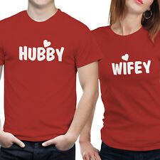 Couple Tshirts- Hubby & Wifey (by iberrys)