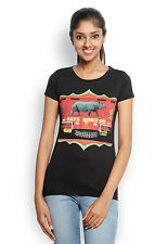 Wolfpack Women Animals Wildlife Conservation Cotton T Shirts-Save horn OK