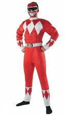 Déguisement Power Rangers rouge adulte Cod.219285