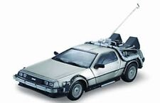 SUNSTAR 2710 2711 2712 2714 BACK TO THE FUTURE PART 1 2 & 3 DE LOREAN 1:18th