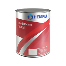 (43,87€/l) Hempel Hard Racing TecCel Antifouling 750 ml 0,75l | 6 Farben