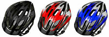 CARRERA HOOK Mountain Bike MTB Helmet BLUE RED WHITE BLACK Small Medium Large XL