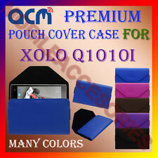 ACM-PREMIUM POUCH LEATHER CARRY CASE for XOLO Q1010I MOBILE COVER HOLDER PROTECT