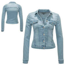 Only Damen Jeansjacke Damenjacke Jacke Denim Jacket Licht Blue 34/36/38/40/42