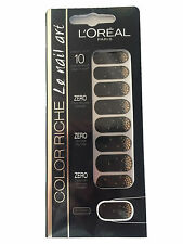 L´Oreal Nagelsticker Color Riche Le nail art Orig. Neu loreal *Farbauswahl*