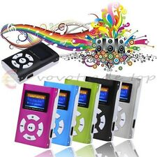 Protable Mini MP3 Reproductor USB LCD Player Support 32GB Micro SD TF Card Sale
