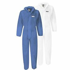 Portwest Biztex SMS Coverall Overall Type 5/6 Safety Workwear Pack of 50 ST30