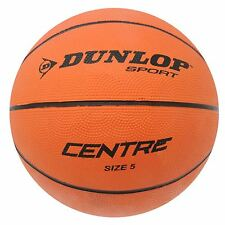 Dunlop AC Basketball Orange NBA Hoops Ball