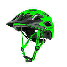 O'Neal Thunderball All Mountain Enduro MTB Helm grün 2018 Oneal