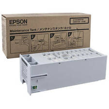 GENUINE EPSON C12C890191 MAINTENANCE TANK FOR STYLUS PRO PRINTERS
