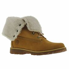 Timberland 6Inch Shearling Wheat Youths Boots