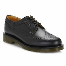 Dr.Martens 3989 5 Eyelet Black Mens Shoes