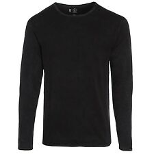 Volcom Herren Sweatshirt OLDYERS SWEATER - BLACK