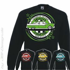 Burnout Coyote Jersey Oldtimer US CarFarbwahl coche 1955 Fairlane Oldtimer Ford