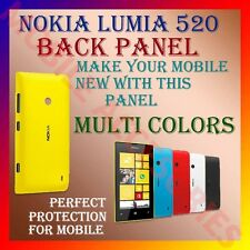 ACM-HIGH QUALITY BACK BATTERY DOOR PANEL of NOKIA LUMIA 520 HOUSING COVER CASE
