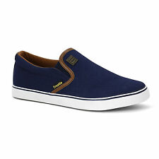 FROSKIE BRAND CASUAL CANVAS SNEAKERS, SHOES FOR MEN FR-18 .