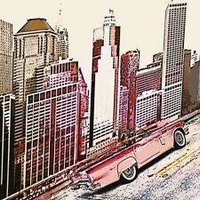 Poster oder Leinwandbild NYC NYC - Skyline Collage 301-00458-1