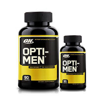 Optimum Nutrition Opti-Men Multi Vitamins Magnesium Zinc Calcium Copper Chromium