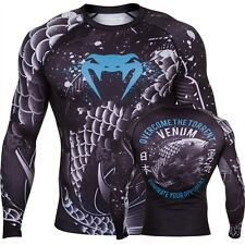 Venum Koi Rashguard - Long Sleeve MMA Rashguard Compression Top