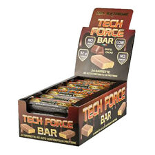 TECH FORCE BAR [10 barrette da 80gr] - Bio Extreme - 32g proteine x barretta