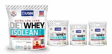 USN Diet Whey Isolean Whey Protein Powder Fibre Green Tea Extract Magnesium