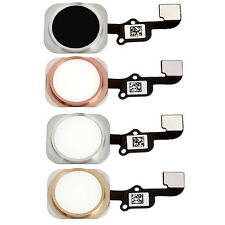 """Home Button Flex for iPhone 6S 4.7"""" Touch ID Replacement Flex Cable Button"""
