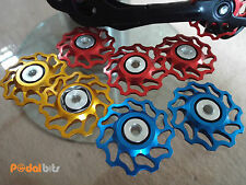 Bike Jockey/Pulley Wheel Shimano & Sram Rear Mech Derailleur 11T by RABID