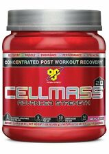BSN Cellmass 2.0 Post Workout Recovery Creatine Glutamine Amino Acid 50 Servings
