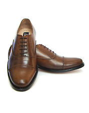 Handmade Goodyear Welted Oxford Shoes with Argentina Sole Now in INDIA @ Rs 5000