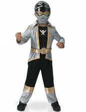 Déguisement 3D EVA Power Rangers Silver super mega force enfant Cod.231503