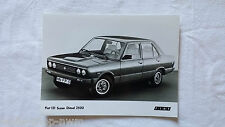 FIAT 131 FIAT 133 Bild photo automobil Oldtimer Oldies Presse Foto Kfz