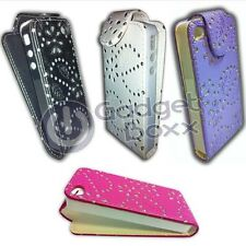 DIAMANTE STRASS GEMMA CUSTODIA COVER per Apple iPhone 4 4G 4GS