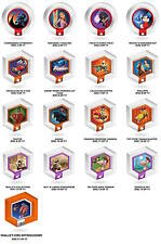 Disney Infinity 1.0 Power Discs Wave 1 Series 3 - Choose Your Disc - Brand New
