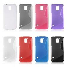 TPU Sottile Custodia Gel, S-Line Serie Cover For Samsung Galaxy S5 SM-G900 I9600