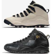 NIKE AIR JORDAN 10 X RETRO NYC PREMIUM 37.5-42.5 NUEVO 140€ sneaker dunk flight